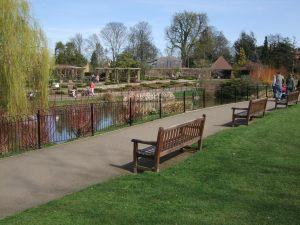 Golders Hill Park - Hampstead Heath
